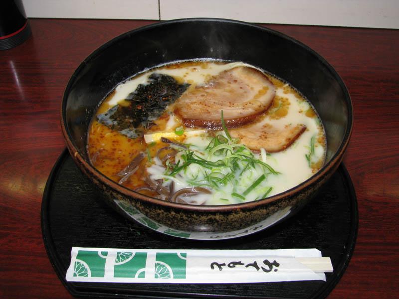 !大将軍麺