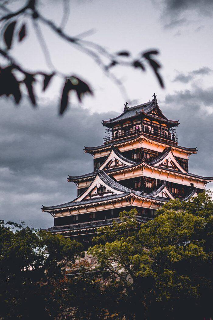photo of Himeji Castle